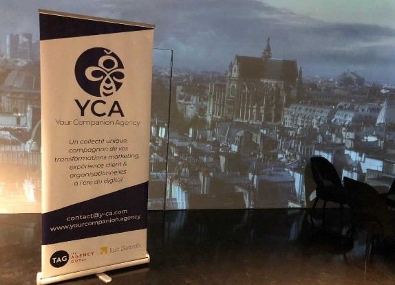 Just Search devient partenaire de YCA – Your Companion Agency