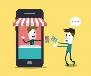 Les nouvelles technologies, le digital marketing et le retail