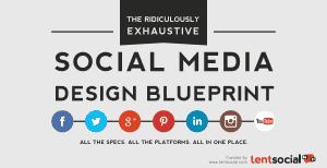 Conseils pour des images aux bonnes dimensions sur les réseaux sociaux