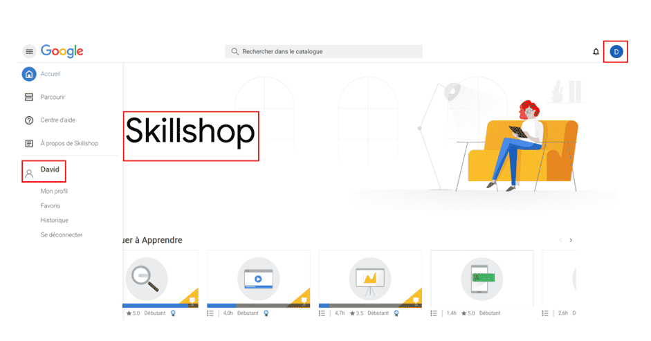 Skillshop Google